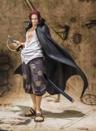 Colecionável Figuarts Zero Bandai One Piece - Shanks