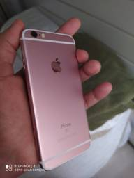 IPhone 6s Gold rose 16gigas