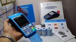 Vendo Máquina de cartão de crédito do mercado pago
