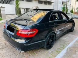 Mercedes E63 AMG Black Series - 60.000km