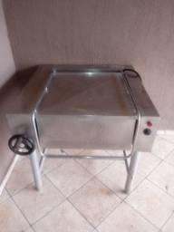 Fritadeira basculante eletrica