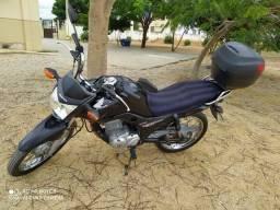 Motocicleta Honda CG 125 Fan es
