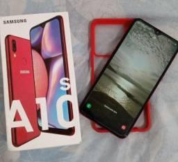 Troca$$ Samsung A10s + Samsung Smart Band Fit-e