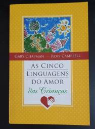 Livro As Cinco Linguagens do Amor das Crianças