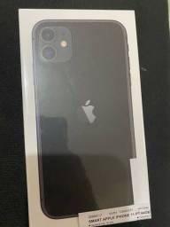 iPhone 11 64 GB zero lacrado com nota fiscal