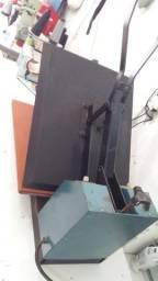 Prensa plana 40x60  , R$800,00