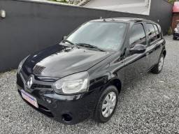 Renault Clio 1.0 Exp ano 2016 Top