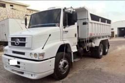 Caminhão MB 1620 2009 Caçamba