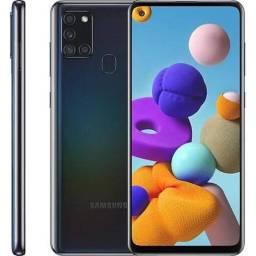 SAMSUNG GALAXY A21s 64GB NOVOS LACRADOS