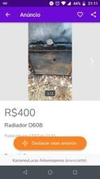 Radiador D608
