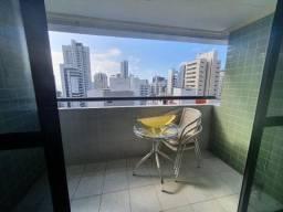 T.C-Aluguel de apartamento de 4 quartos com varanda em boa viagem cod:0253