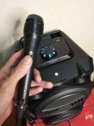 Caixa super potente kts 1054 wireless