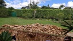 Pedras de escavação- doação