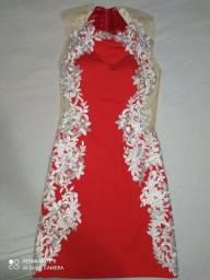 Vestido de luxo