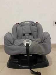 Cadeira p auto Burigotto matrix Unissex 9 A 25 Kilos reclinável aceito cartão e parcelo