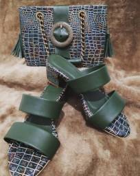 Sandálias lindas, confortáveis e com custo benefício ótimo!