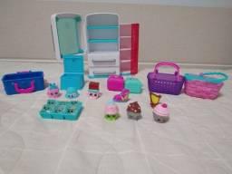 Kit brinquedos - Shopkins