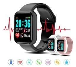 Relogio Inteligente Smartwatch D20 Bluetooth