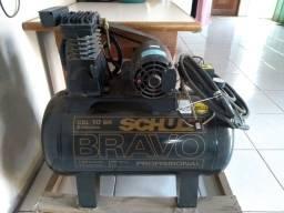 Compressor de ar Schulz 100 litros