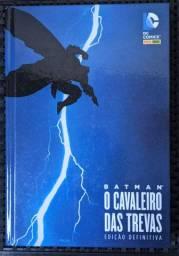 HQ Graphic Novel Batman O Cavaleiro das Trevas - edição definitiva, capa dura
