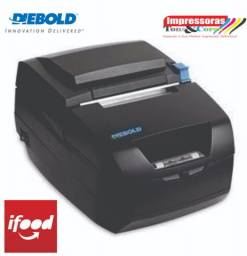 Impressora Térmica Guilhotina, Diebold, Im453hu Não Fiscal USB