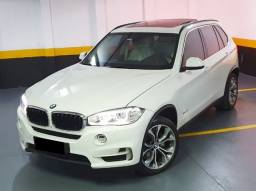 BMW X5 - 2016 - Diesel - Branca - Blindada BSS - Impecável