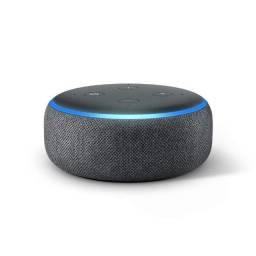 Alexa Echo Dot 3 Português Smart Speaker Amazon