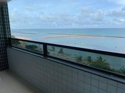 Flat Mobiliado c/ Vista Frontal do Mar em Casa Caiada 42m2 - Próximo a FMO -