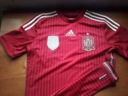 Camisa seleção Espanha
