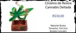 Cinzeiro Marijuana Resina