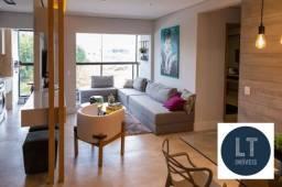 Apartamento com 2 dormitórios à venda, 68 m² por R$ 297.550,00 - Esplanada Independência -