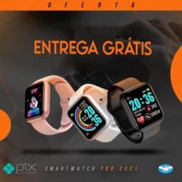 Relógio Smart Watch Digital D20 PRO-Preto Entrega Grátis!!