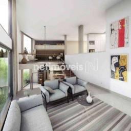 Loft à venda com 1 dormitórios em Santa lúcia, Belo horizonte cod:848267