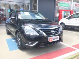Nissan Versa Unique CVT