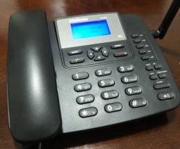 Telefone Fixo com Bina Intelbras CF 6031