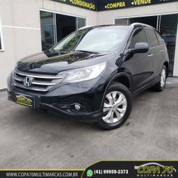 HONDA CR-V  EXL 2.0 16V 4WD/2.0 FLEXONE AU FLEX 2012