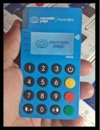 Kit com 10 Máquinas de Cartão Me30s Nfc - Mercado Pago