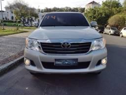 Toyota Hilix Cabine Dupla SR 2.7 Flex Gnv 5ª 4x2 Automático - Financio em até 60x