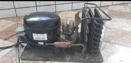 Vendo motor de freezer embraco