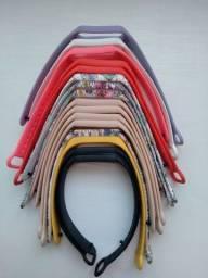 Pulseiras mi band 5 várias cores