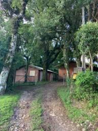 Terreno em Canela-RS com duas casas