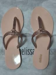 Melissa Astral Chrome rosé 36 nova