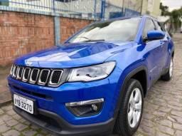 Jeep Compass Sport SUV 2018 2.0 16v Flex km 57500
