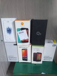 Caixas de celular $100 tudo