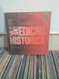Vinil The Beatles In Hamburg Edição Histórica 1975 Lp