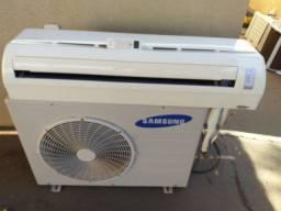 Ar condicionado Samsung 24000btus Instalado