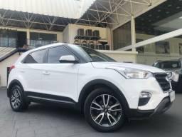 Hyundai Creta Pluse pluss top único dona na garantia de fábrica