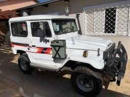 Toyota Bandeirante 1992 jeep curto