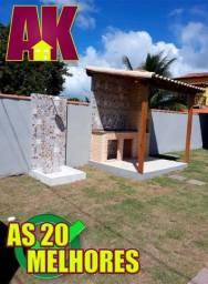 KS43/ ÁREA GOURMET TODA LINDA NESSA CASA