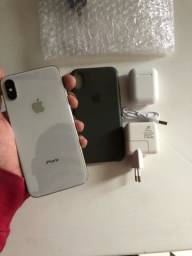 Iphone X 64Gb + Fone Bluetooth